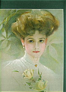 Edwardian Headshot